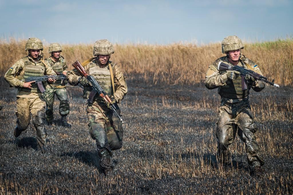 ВСУ пошли внаступление: освобождены несколько поселков