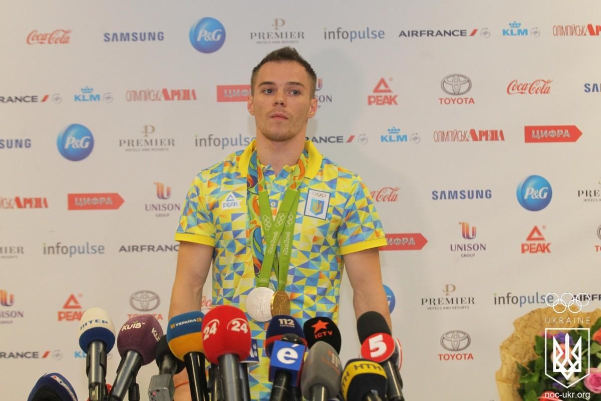 Украинский олимпиец Верняев: «Зачем быть там, где тебя неуважают?»