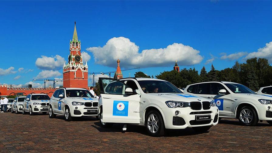 16:36 by Info Resist В России олимпийская чемпионка продала подаренный BMW X6 прямо у стен Кремля