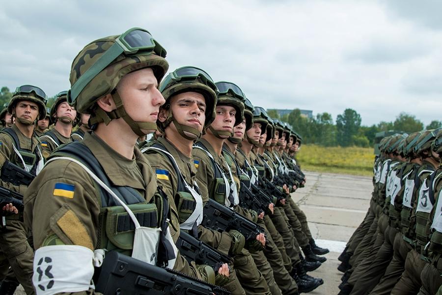 Военный парад вКиеве 2016: подготовка вразгаре