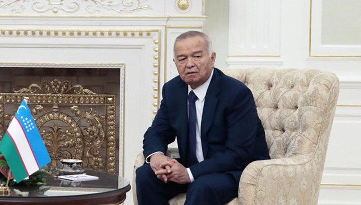 СМИ проинформировали осмерти президента Узбекистана Каримова