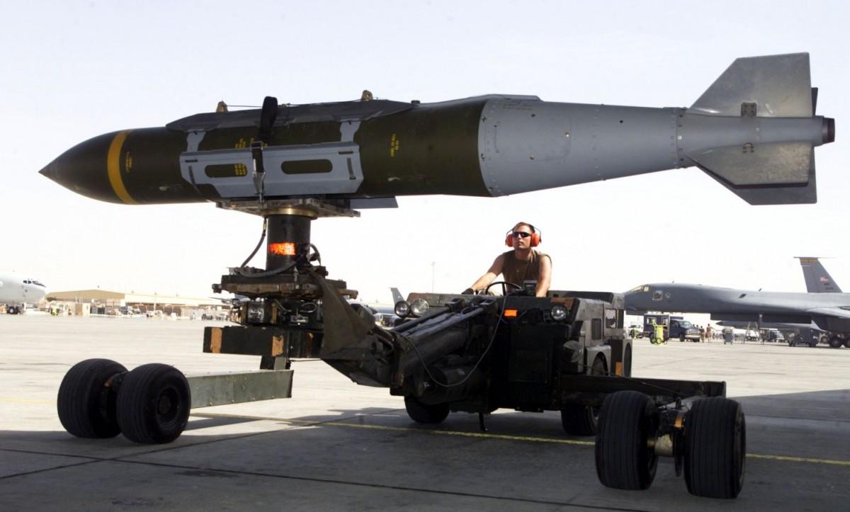 Последний производитель кассетных бомб вСША закончил выпуск боеприпасов вгосударстве