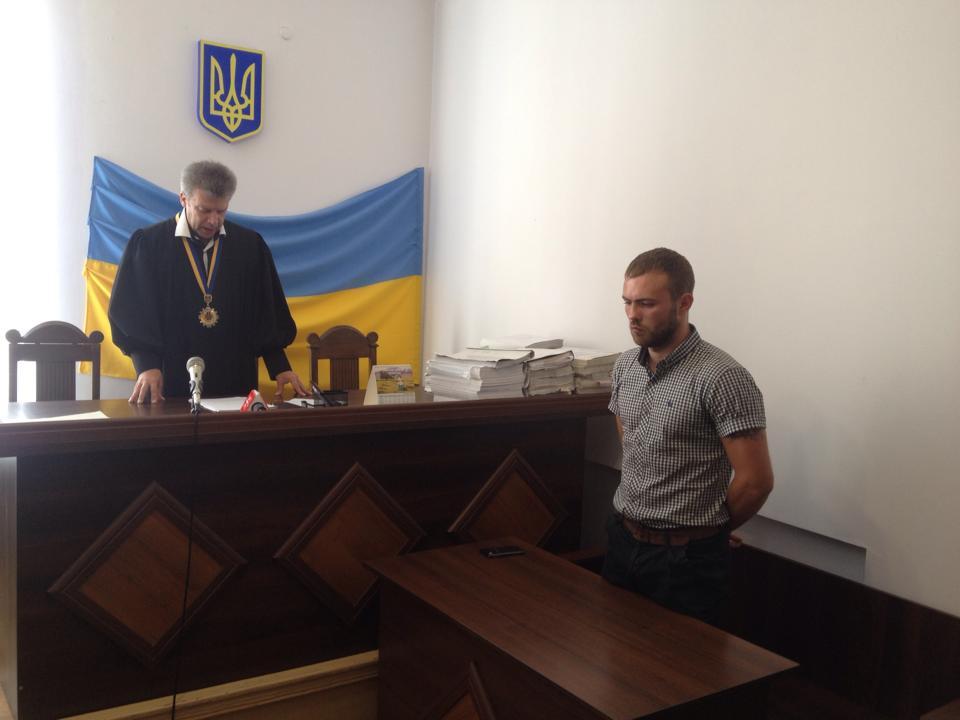 Житомирского «титушку» приговорили к5 годам заизбиение евромайдановца