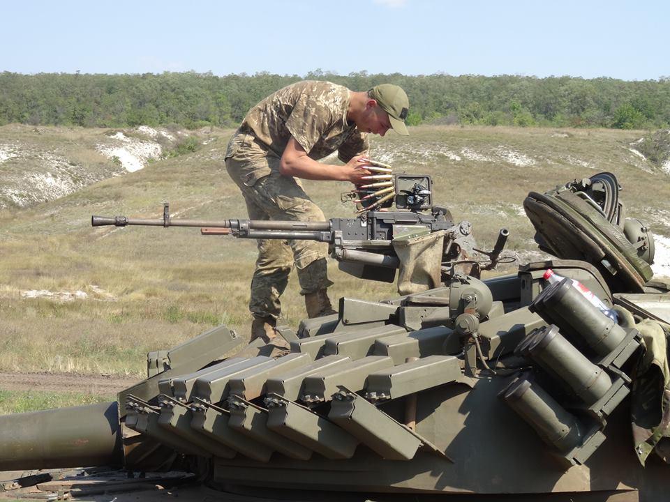 Силы АТО уничтожили 4 боевиков