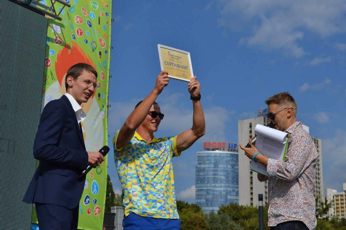 Олимпийским чемпионам подарили квартиру имашину