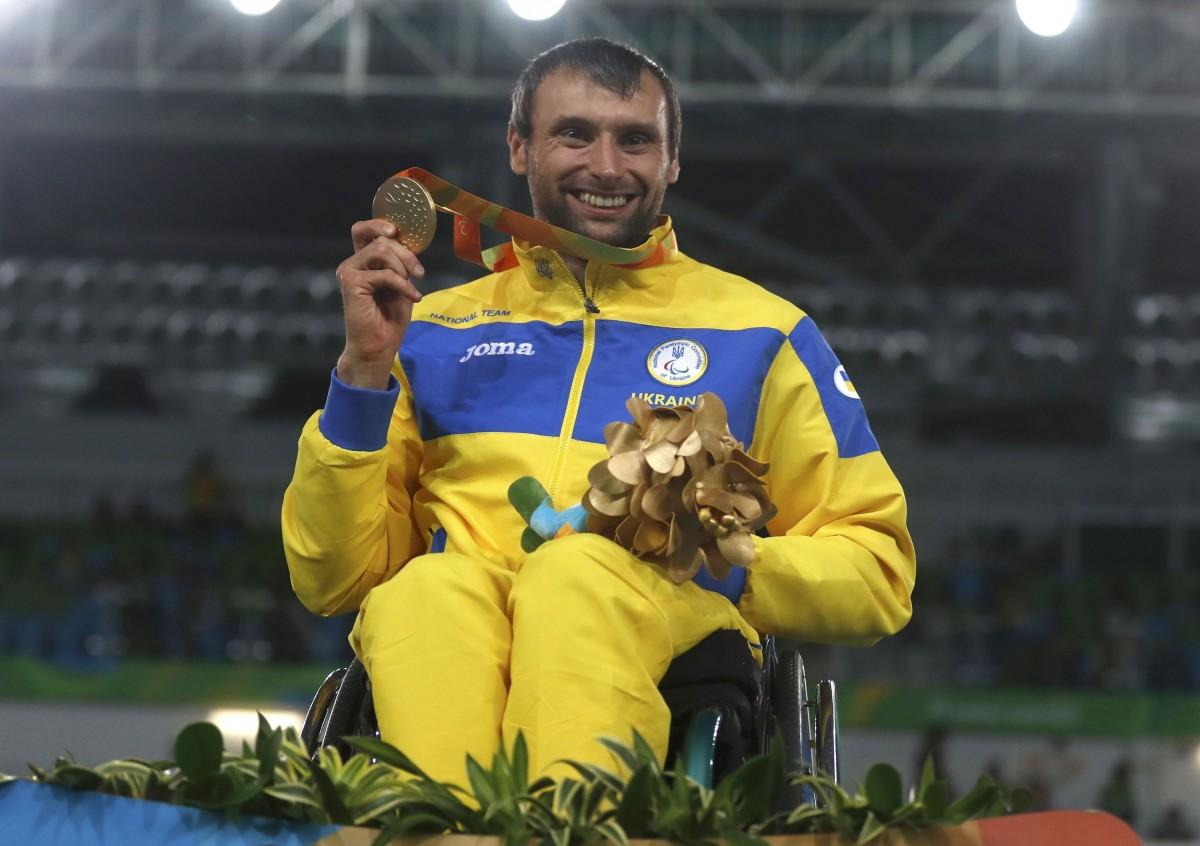 Украина завоевала 21 золотую награду Летних Паралимпийских игр