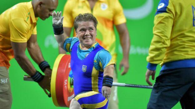 Паралимпийские игры вРио: Украина 2-ая врейтинге
