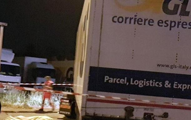 ВИталии грузовой автомобиль влетел втолпу демонстрантов