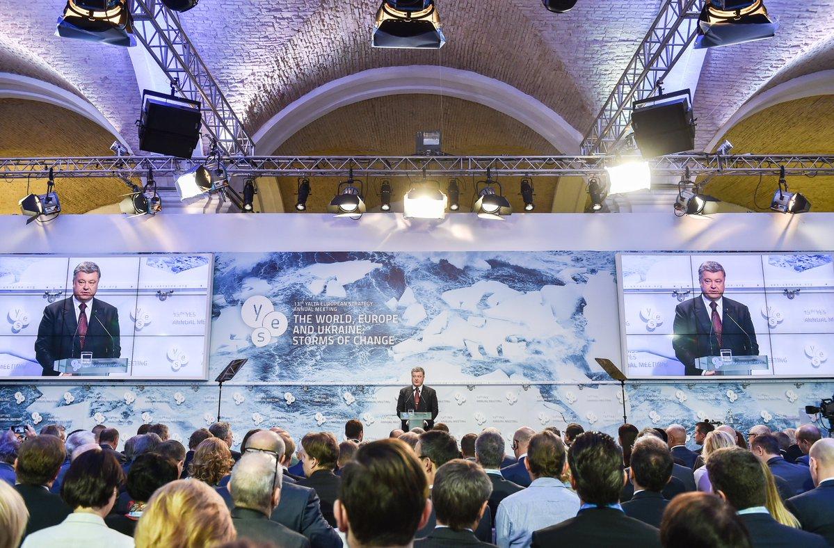 Порошенко анонсировал освобождение изплена боевиков украинца Жемчугова