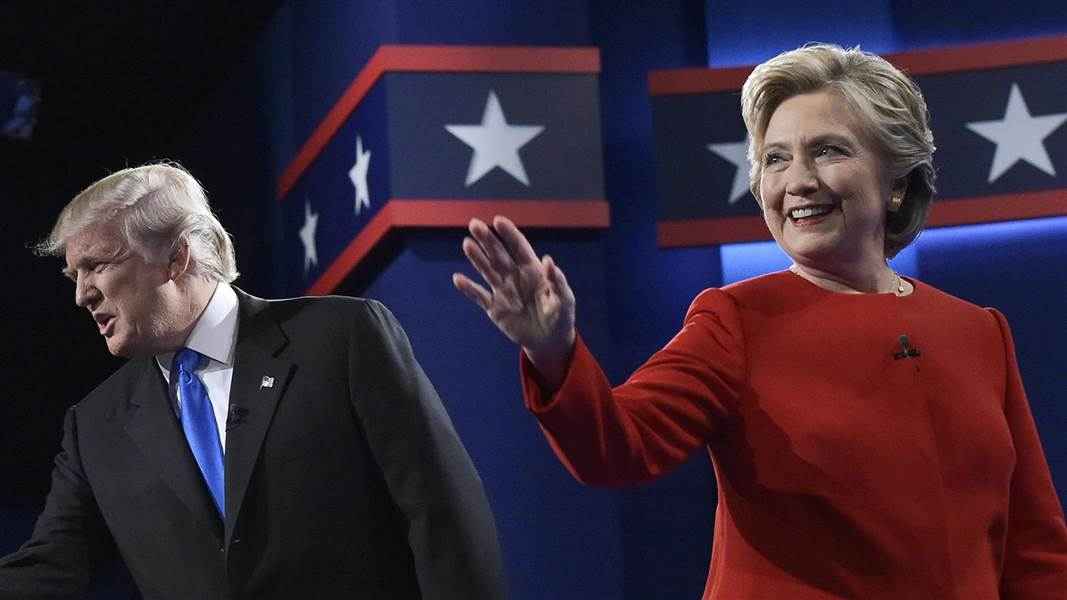 presidental debate Follow the key moments of the presidential debate between democrat hillary clinton and republican donald trump the two candidates met for the third and final presidential debate.