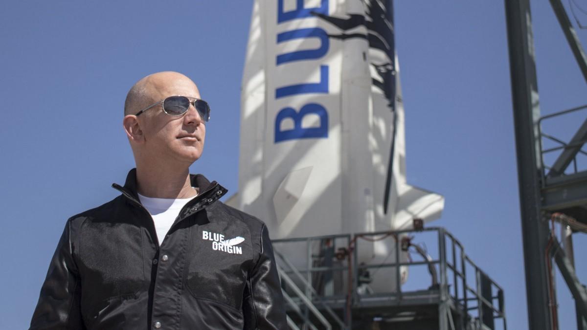 Основатель Amazon объявил осоздании тяжелой космической ракеты