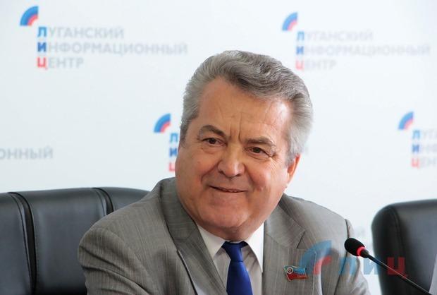 Посол Украины сказал МИД Австрии ноту протеста из-за «представительства» луганских боевиков