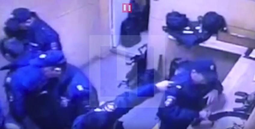 В столице России работник Росгвардии убил коллегу