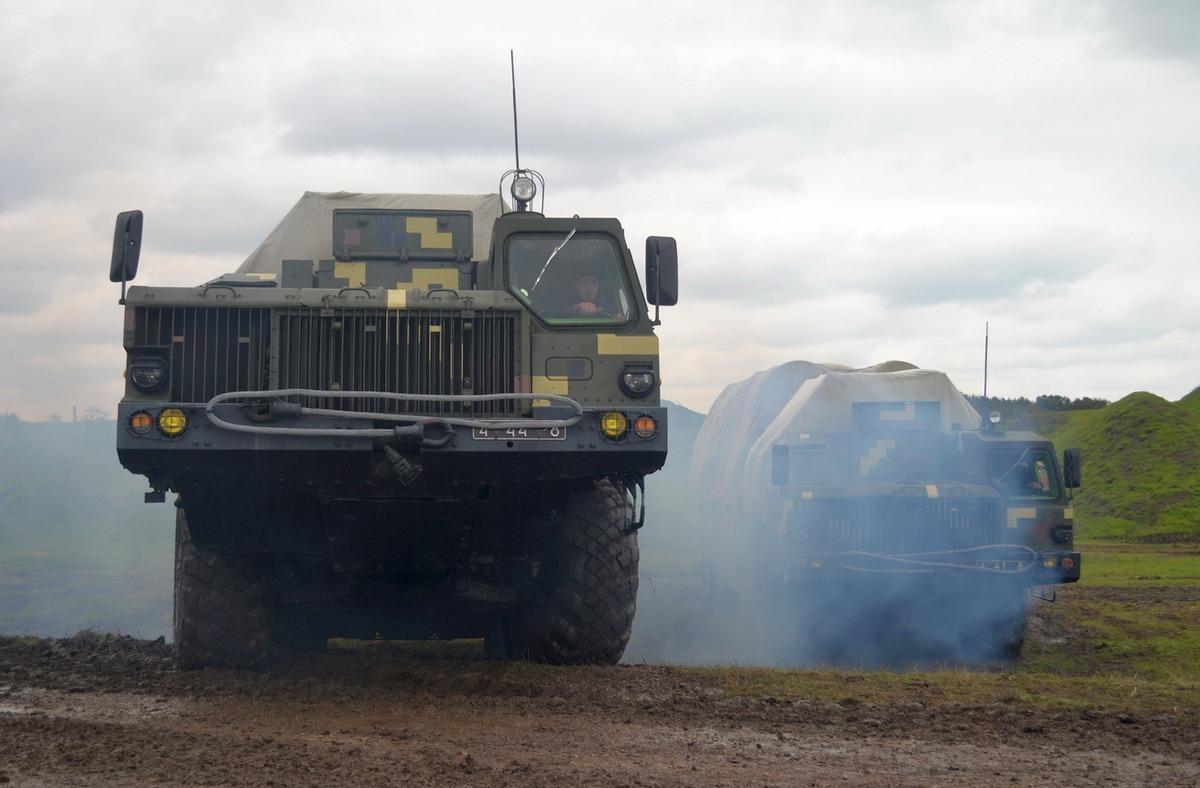Украина «точит зубы»: Киев пытается напугать Россию новой военной техникой