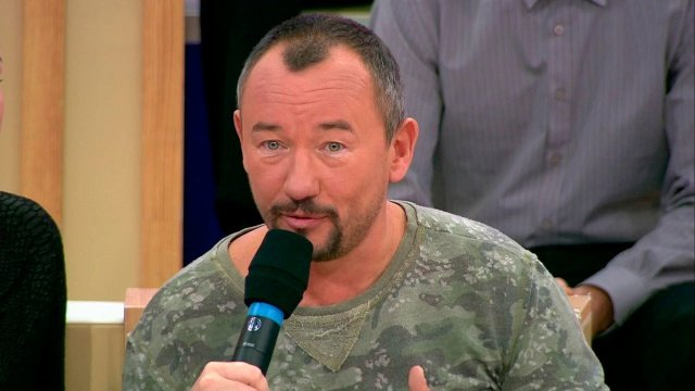 Ведущий ток-шоу наПервом канале признался вубийствах