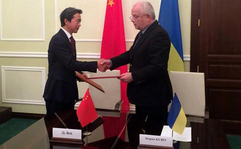 КНР передаст Украине 50 укомплектованных машин скорой помощи
