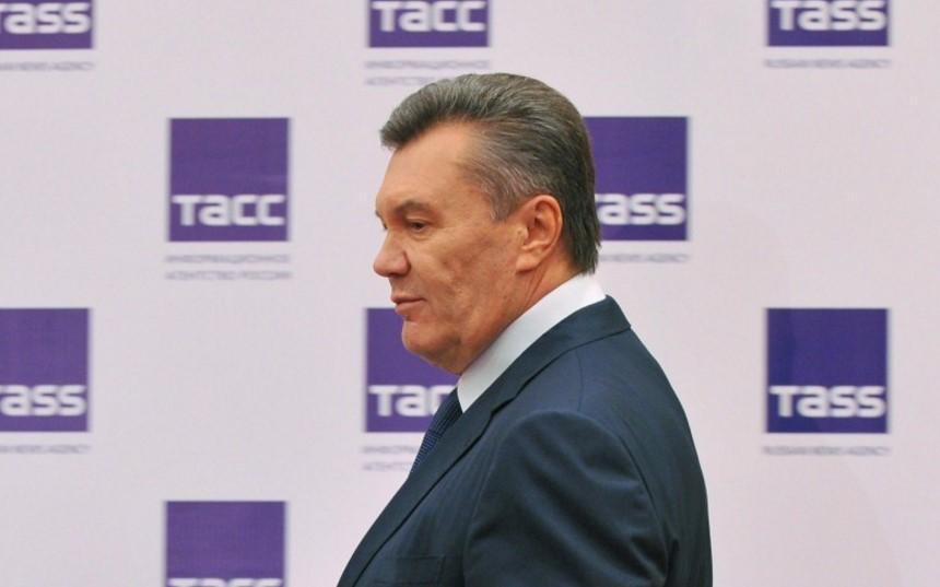 Януковича вызвали вГПУ поделу огосизмене
