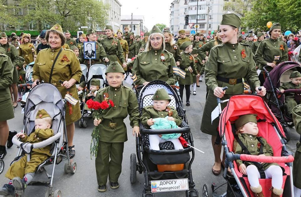 Милитаристский психоз или Хотят ли русские войны