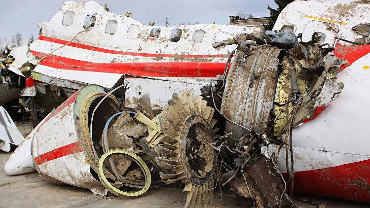 Смоленская катастрофа: В гробу генерала нашли останки других тел