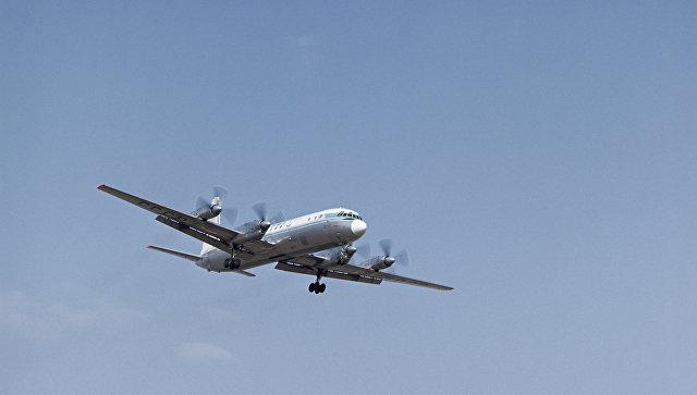 ВЯкутии извлекли черные ящики аварийно приземлившегося самолета Ил-18