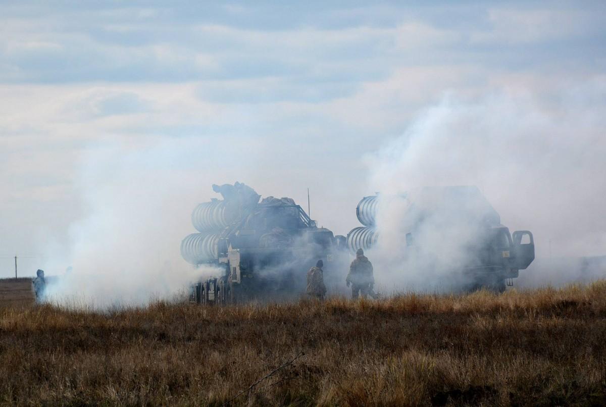 Киев ненаправлял новых уведомлений острельбах близ Крыма после 1