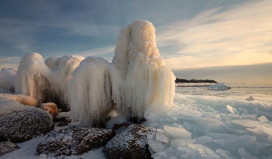 В1430 годах вевропейских странах наступил таинственный «ледниковый период»— ученые