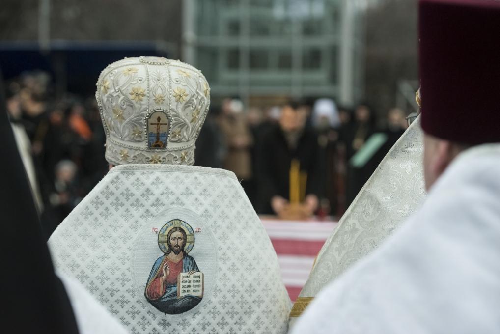 Филарет: УПЦ украинской столицы готова к соединению с столичным патриархатом