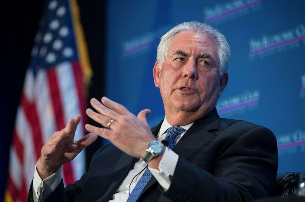 Рекс Тиллерсон проинформировал онамерении США поменять ядерную сделку сИраном