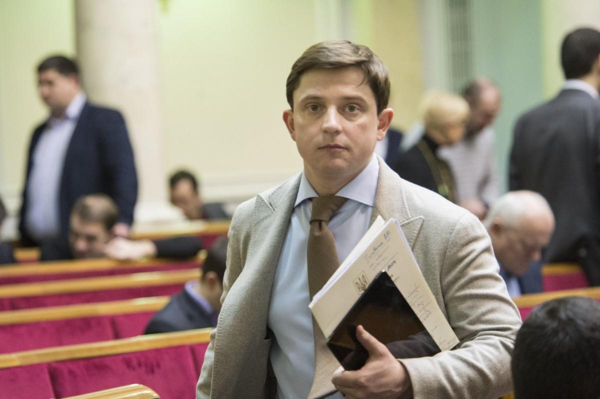 Луценко внес вРаду представления наДейдея иРозенблата