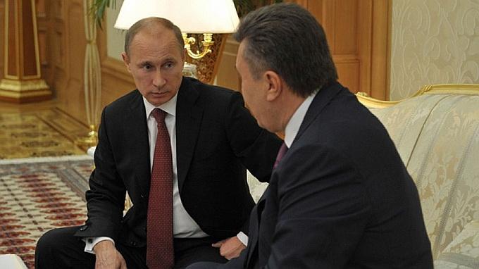 Умер посол, исчезло заявление о вторжении, остался один Янукович