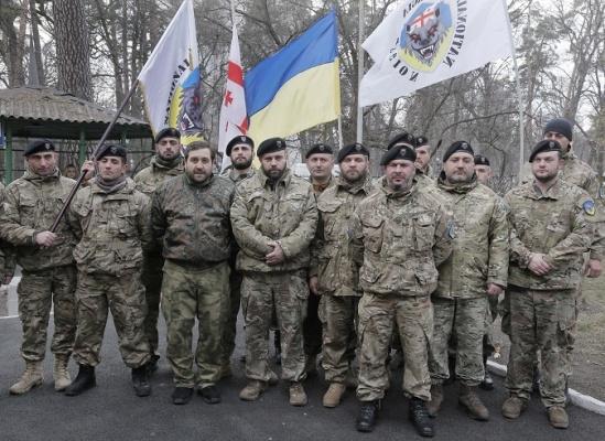 ВГрузии уже три дня ожидают депортированных из Украинского государства жителей