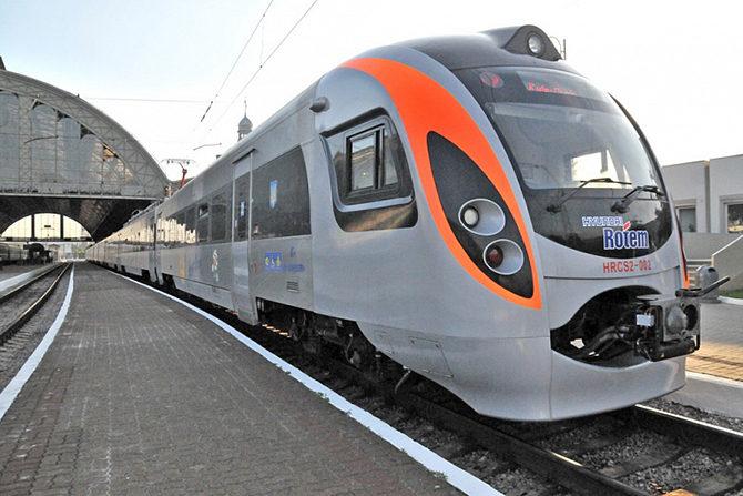 Проводники польского Интерсити высадили под Житомиром 30 пассажиров