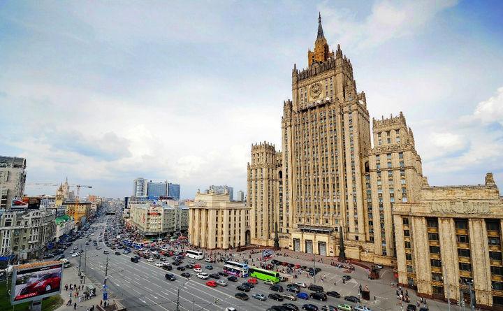 ВМИД прокомментировали решение США опоставке оружия Украине