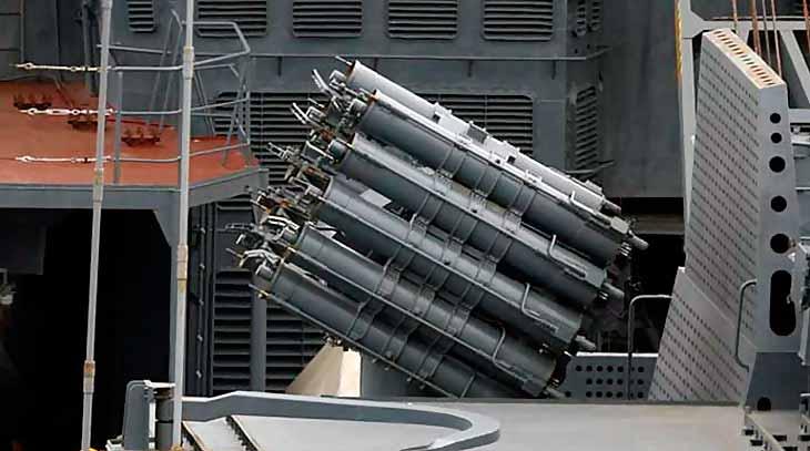 «Удав» и«Запад» поступают навооружение русского флота
