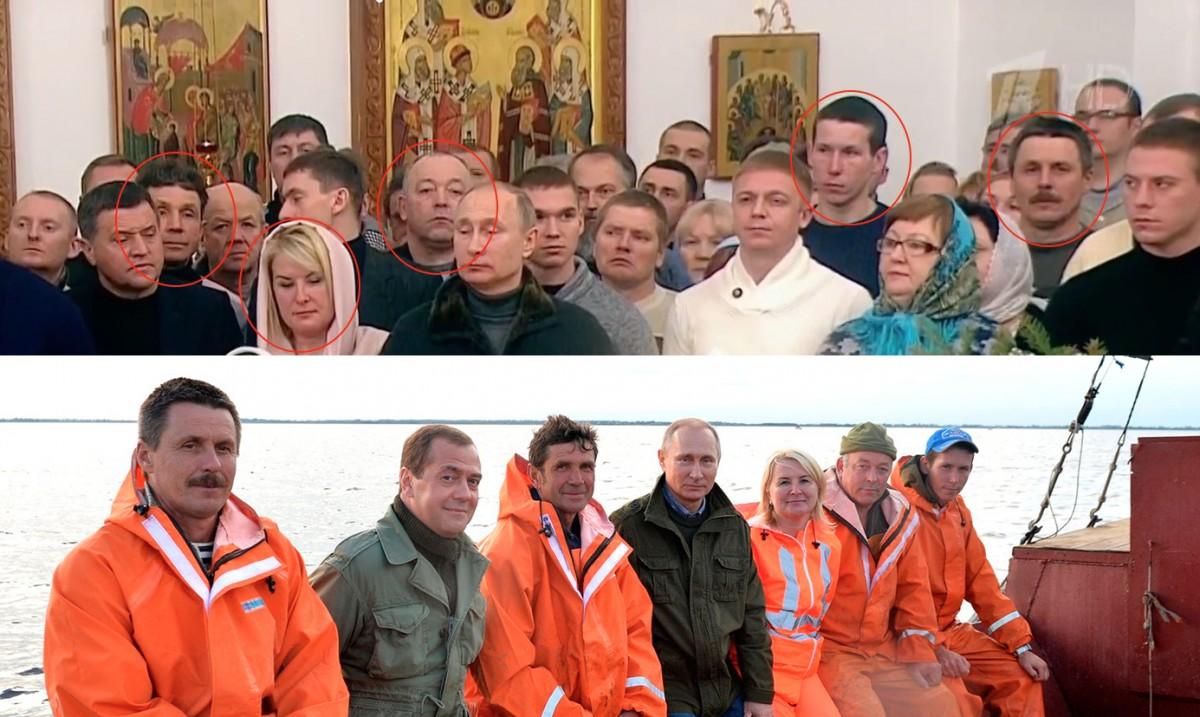 Путин пообещал рыбакам, что новый год будет лучше старого