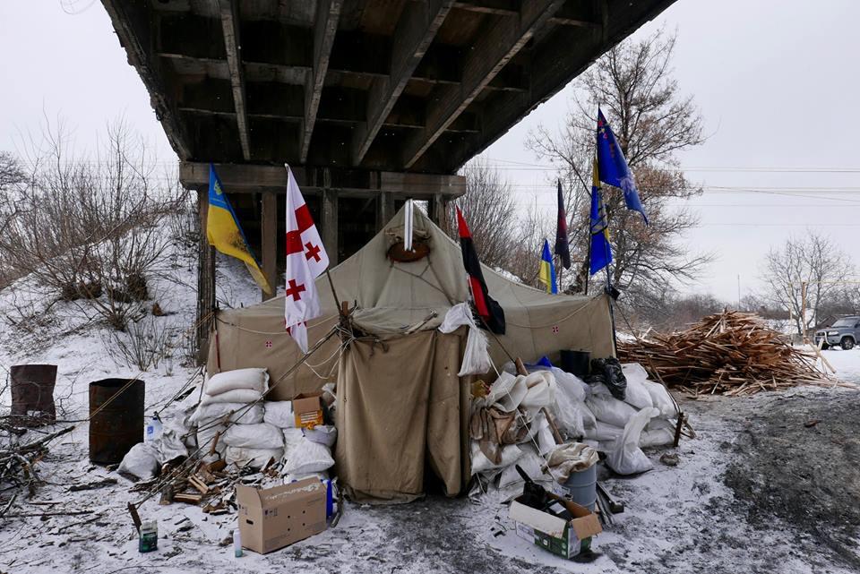 Участники блокады наДонбассе планируют перекрыть все автодороги, ведущие вРФ