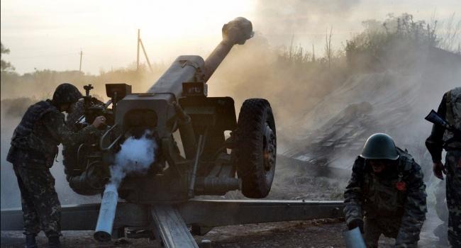 Штаб: Боевики 24 раза обстреляли позиции ВСУ