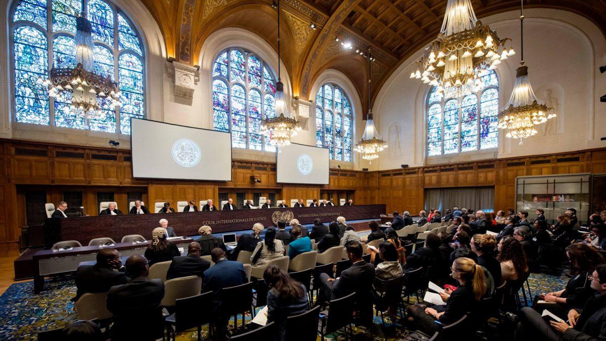 Юрисдикция интернационального суда ООН нераспространяется наиск Украины против РФ— МИД