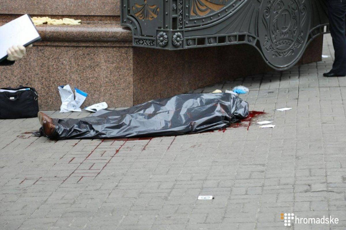 Глава Управления госохраны Украины рассказал обубийстве Вороненкова