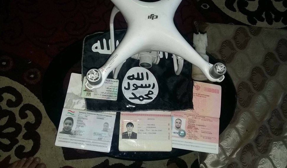 Как путинский режим помогает гастарбайтерам стать бойцами «ИГИЛ»