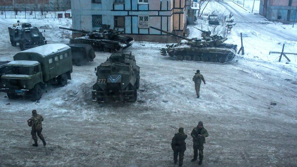 Боевики обстреляли изтяжелой артиллерии позиции ВСУ около Павлополя— АТО