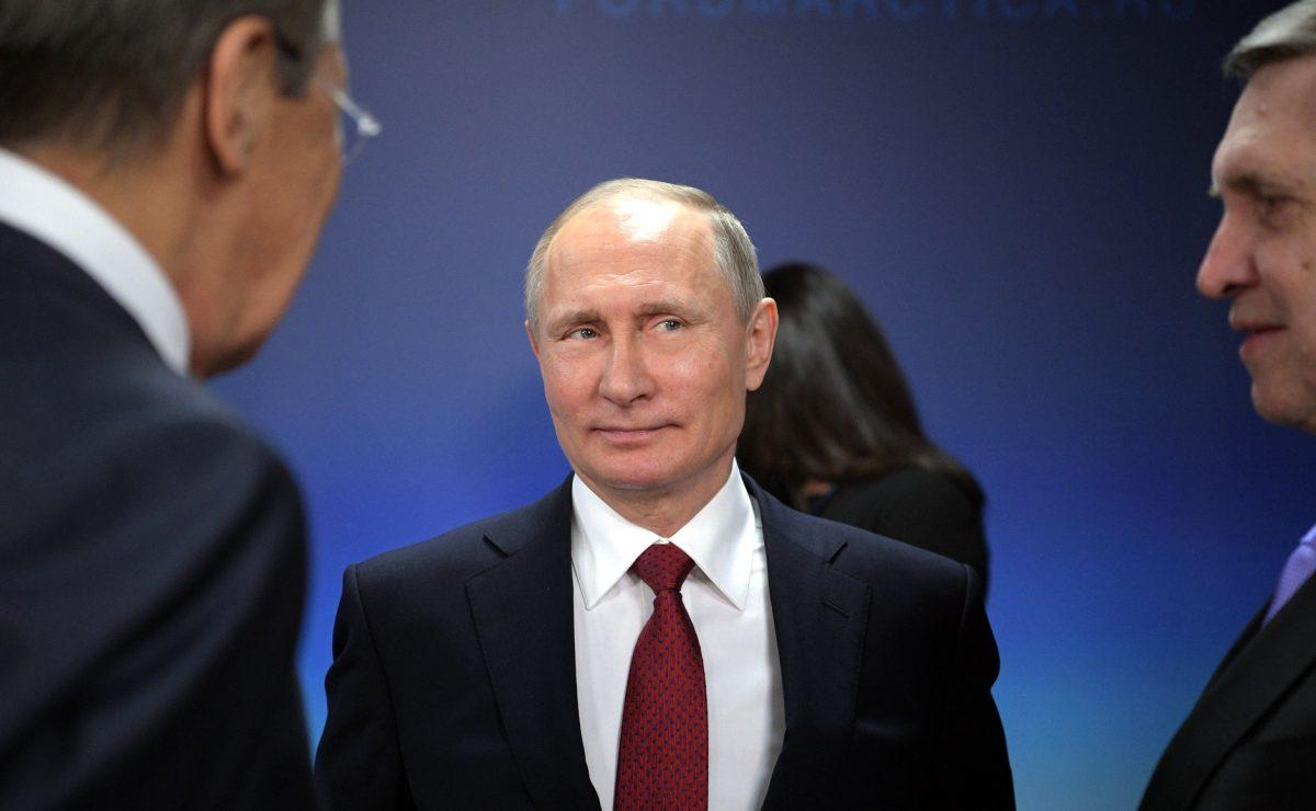 Bloomberg: Путин хочет полностью забрать Донбасс