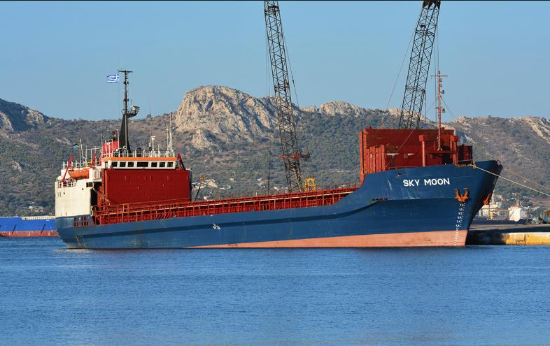 Судно, конфискованное запосещение Крыма, передадут ВМС Украины