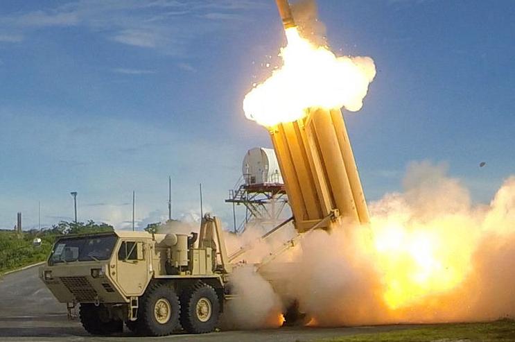 Американская система ПРО в Южной Корее готова к перехвату ракет
