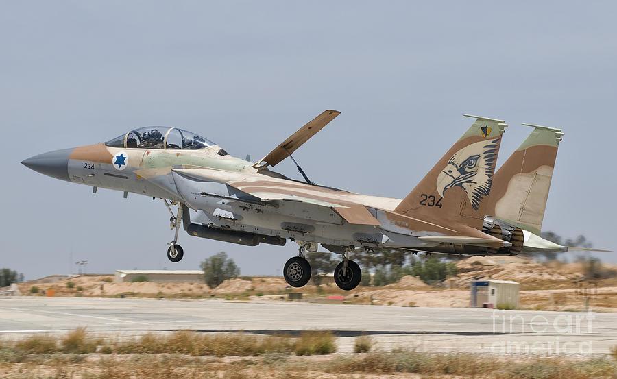 Орлы Израиля и США в русской «бесполетной зоне»