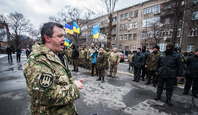 Семенченко: Мы просто заберем у Ахметова Бурштынскую ТЭС