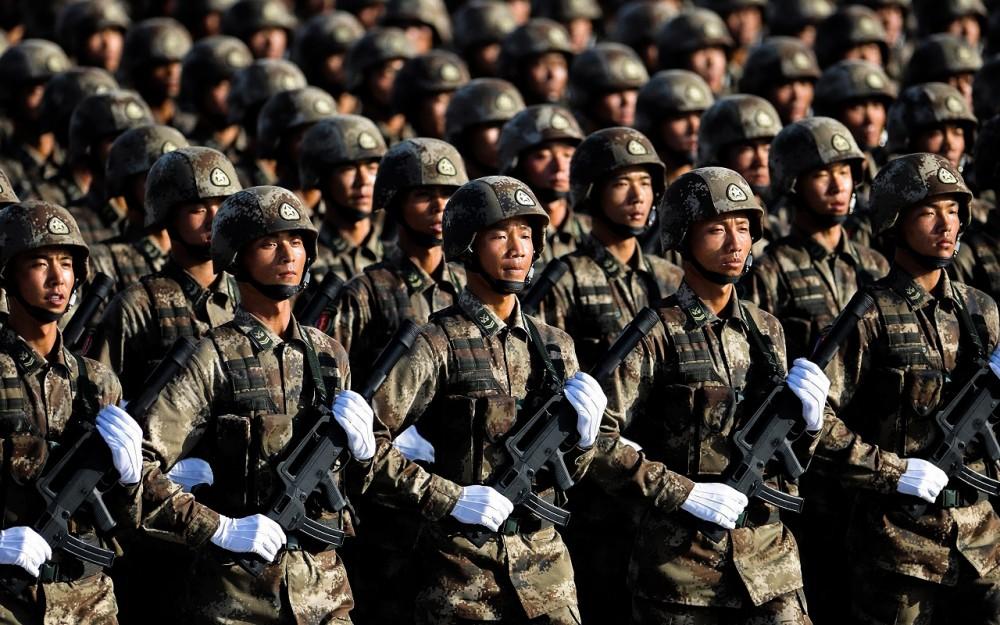 Зачем Китай собрал 150 тыс солдат на границе с КНДР?
