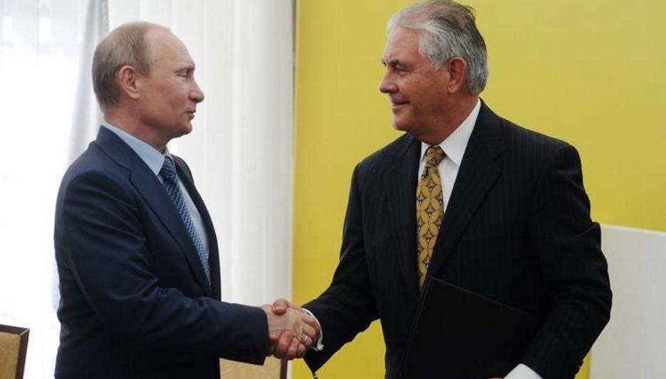 СМИ узнали о тайном плане Трампа по Сирии, который предложил Путину Тиллерсон