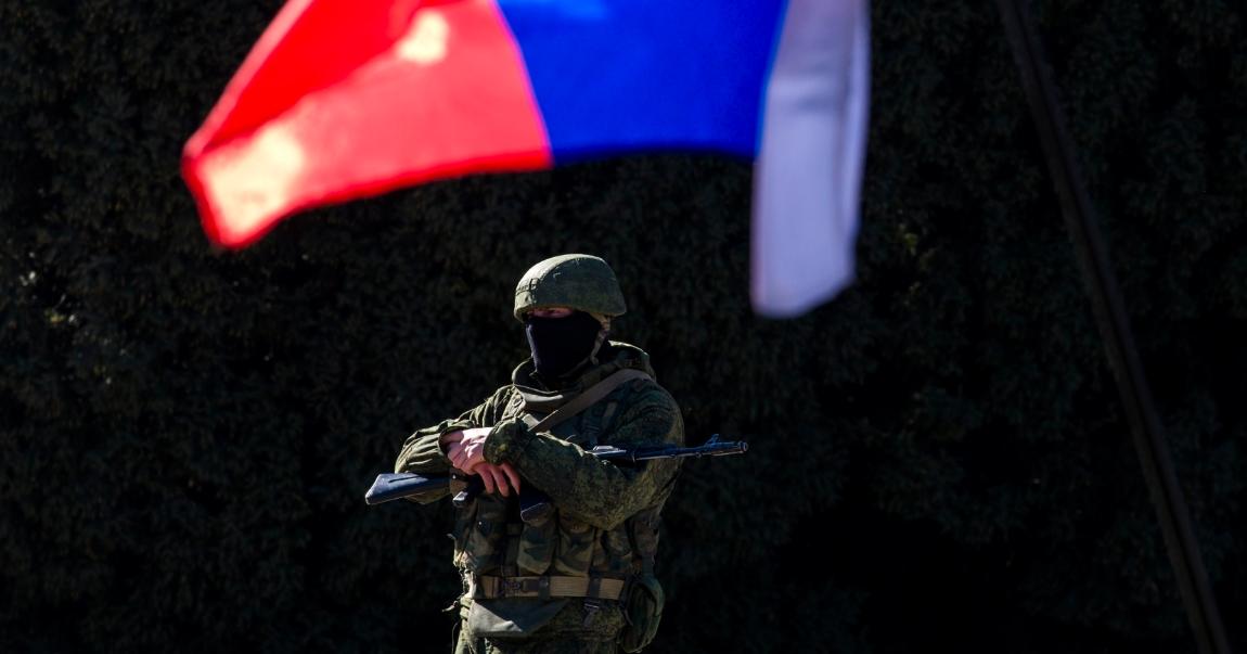 Россия начала большую спецоперацию по удержанию Украины