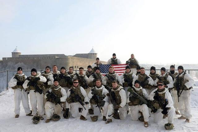 Численность американских войск в Европе достигла 62 тысячи бойцов